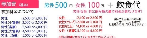 東京飲み会イベント