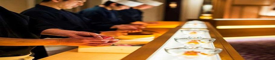築地寿司体験
