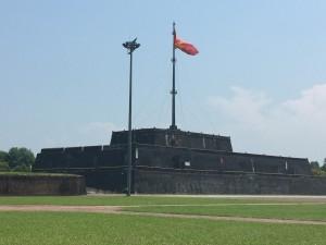 阮朝王宮 フラッグタワー