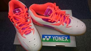 YONEX パワークッションシューズ レディース