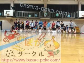 「ぽかぽかバドミントンワールドカップ・中板橋」東京バドミントンサークル