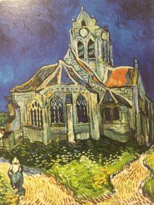 オーヴェル・シュルズの教会